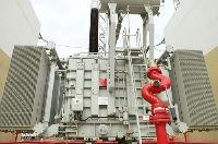 На ПС 500 кВ Очаково в Москве установлены новые шунтирующие реакторы
