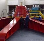 На период шугохода остановлена Быстринская ГЭС на Камчатке