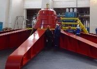 На Волжской ГЭС после модернизации введен в эксплуатацию ГА-2