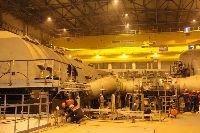Гидравлические испытания подтвердили плотность и прочность системы сепарации и промперегрева на ЭБ-1 ЛАЭС-2