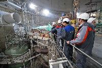 На Ростовской АЭС завершилась предварительная партнерская проверка ВАО АЭС