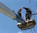 В Тульской области восстановили электроснабжение