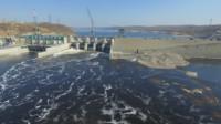 На Нижне-Бурейской ГЭС завершено наполнение водохранилища до промежуточной отметки