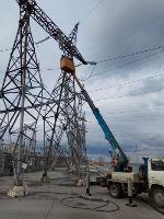 На Новосибирской ГЭС приступили к новому этапу модернизации ОРУ-110 кВ