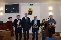 Нефтеюганские электросети победили в конкурсе «Золотая опора»