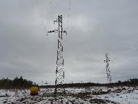 ВЛ-500 кВ Сургутская ГРЭС-1 – Трачуковская подготовлена к паводковому периоду