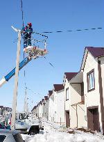 Башкирэнерго ведет строительство электросетевой инфраструктуры в Стерлитамакском районе