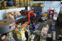 НИИЭФА испытал элементы коммутирующей аппаратуры для ИТЭР