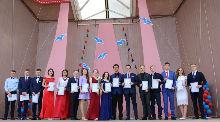 Выпускникам кодинского «Энергокласса» вручили сертификаты