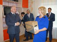 Руководство БЭСК оказало помощь детскому приюту в Дуванском районе Башкирии