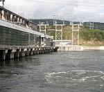 Саратовская ГЭС в 3-й раз начала холостые сбросы воды