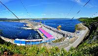Богучанская ГЭС обеспечивает навигацию на Ангаре