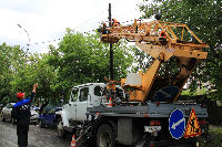 СУЭНКО устраняет последствия урагана в Тюменской области