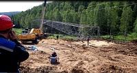 В Пермском крае на труднодоступном участке ВЛ-110 кВ Кизеловская ГРЭС-3 – Широковская ГЭС заменена опора