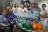 Участники экологического марафона Богучанской ГЭС раздали жителям Кодинска экосумки