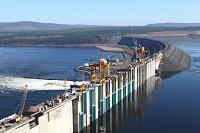 Богучанская ГЭС установила рекорд выработки электроэнергии