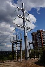 Электропотребление в Московской энергосистеме за 6 мес выросло на 2,6%