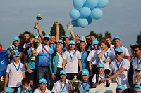 БЭСК – победитель летней спартакиады АФК «Система»