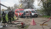 В Москве прошли учения по ликвидации нарушений электроснабжения