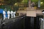 ЭБ-4 Запорожской АЭС отключен от сети