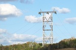 Реконструирован спецпереход через Волгу ВЛ-220 кВ Нижегородская ГЭС – Семеновская