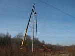 Лесовоз стал причиной массового отключения электроэнергии в Вяземском районе Хабаровского края