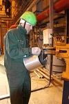 В здании турбины пускового ЭБ-1 ЛАЭС-2  завершены работы по устройству теплоизоляции