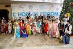 На Красноярской ГЭС прошла акция «Стань Дедом Морозом»