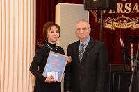 БЭСК наградила победителей творческого конкурса журналистов