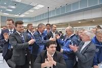 Новый ЭБ-4 Ростовской АЭС выведен на минимально-контролируемый уровень мощности