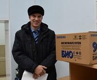 За последний месяц к победителям акции «Онлайн-плательщик» в Зауралье присоединились еще 3 счастливчика