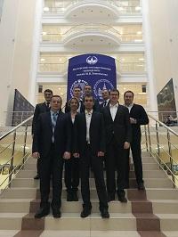 Представители БЭСК защитили дипломы в МГУ