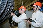 На ЭБ-1 Смоленской АЭС выполнен уникальный ремонт турбогенератора №1