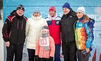 Участники проекта «На лыжи» в Дивногорске прошли за время новогодних каникул 300 км