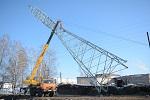 Башкирэнерго продолжает строительство ЛЭП на севере Башкирии