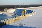 Богучанская ГЭС произвела 55 млрд кВтч