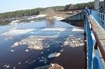 Саратовская ГЭС проходит пик половодья