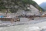 На строительстве Усть-Джегутинской МГЭС в КЧР начат монтаж напорного трубопровода