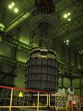 На ЭБ-4 НВАЭС завершён отжиг корпуса реактора