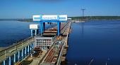 На Саратовской ГЭС завершилась активная фаза половодья