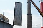 На Кемеровской ГРЭС приступили к расширенному ремонту электрофильтров
