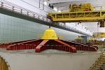 На Воткинской ГЭС завершена модернизация ГА №7