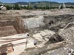 В фундамент здания Усть-Джегутинской МГЭС уложен первый бетон