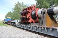 Начата отгрузка генераторов для Зарамагской ГЭС-1