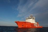 Ледокол «Александр Санников» вошел в состав российского арктического флота