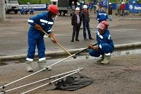 Команда Читаэнерго отправилась на Алтай для участия в межрегиональных соревнованиях профмастерства