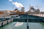 На ЭБ-2 НВАЭС-2 завершено заполнение брызгальных бассейнов