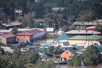 В Чите продолжаются работы по подаче напряжения в пострадавшие от паводка дома