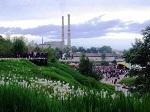 На Николаевской ТЭЦ в Хабаровском крае начат ремонт дымовой трубы