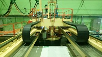 На ЭБ-5 НВАЭС введена в эксплуатацию новая перегрузочная машина